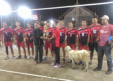 Bintang Timur Juara Voltik Blawong Cup 2018