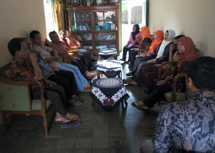 Rapat Khusus Pembahasan Hari Jadi Desa Trimulyo Ke 72 Tahun 2018