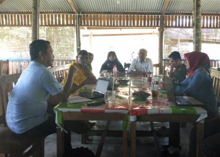 Bimtek Pengelolaan Pembangunan Kecamatan Jetis