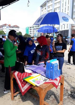 Kampung KB Cembing Ikuti Kegiatan BKKBN DIY