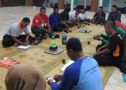 Pertemuan FPRB Trimulyo Bulan Desember 2018
