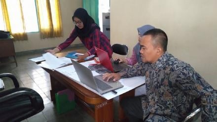 Survey Data Spasial Tanah Desa Trimulyo