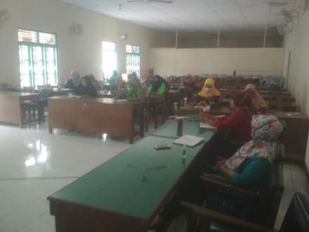 Pertemuan PPKBD Kalurahan Trimulyo