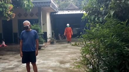 Giat Relawan Covid‐19 di Dusun Puton