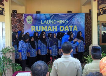 Launching Rumah Data Kampung KB Cembing - 07/08/18