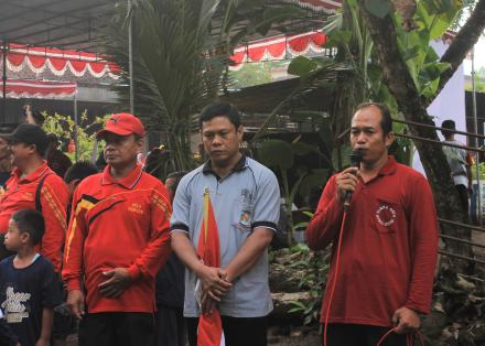 Launching PHBS dan STBM Dusun Sindet